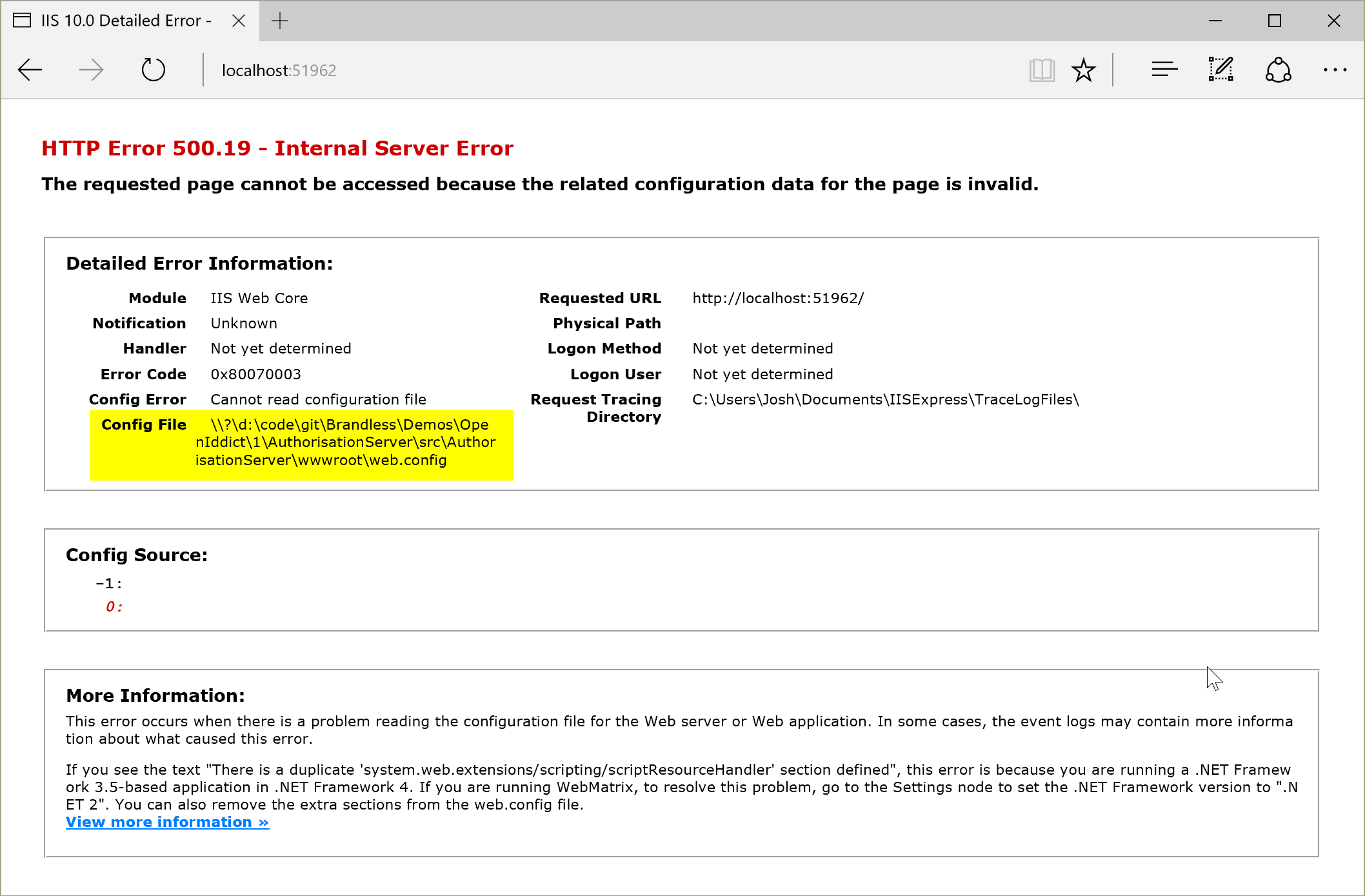 2015-12-21 11_42_42-IIS 10.0 Detailed Error - 500.19 - Internal Server Error - Microsoft Edge.png